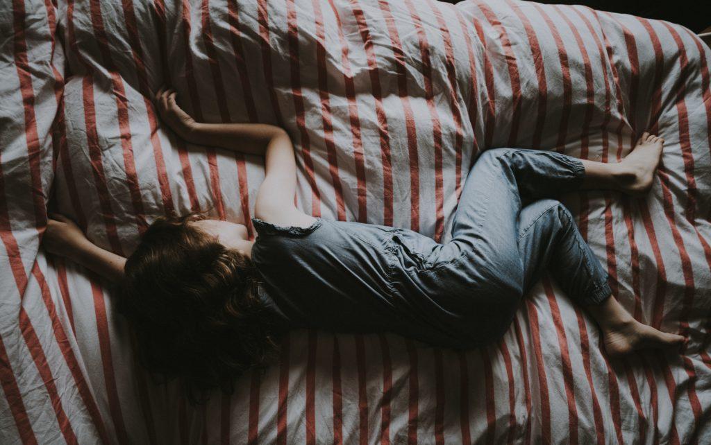 Sovestilling-søvn