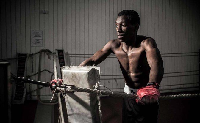 Enock em bokser